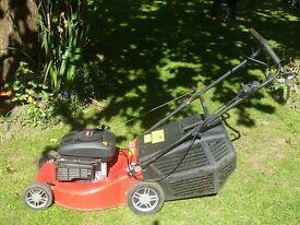 Petrol lawn mower (Newick)