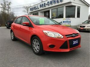 2013 Ford Focus SE...1-owner trade, Only 39000km, Power locks/wi Kingston Kingston Area image 2