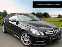 Mercedes-Benz E Class E250 CDI BLUEEFFICIENCY S/S SPORT (black) 2013-03-29