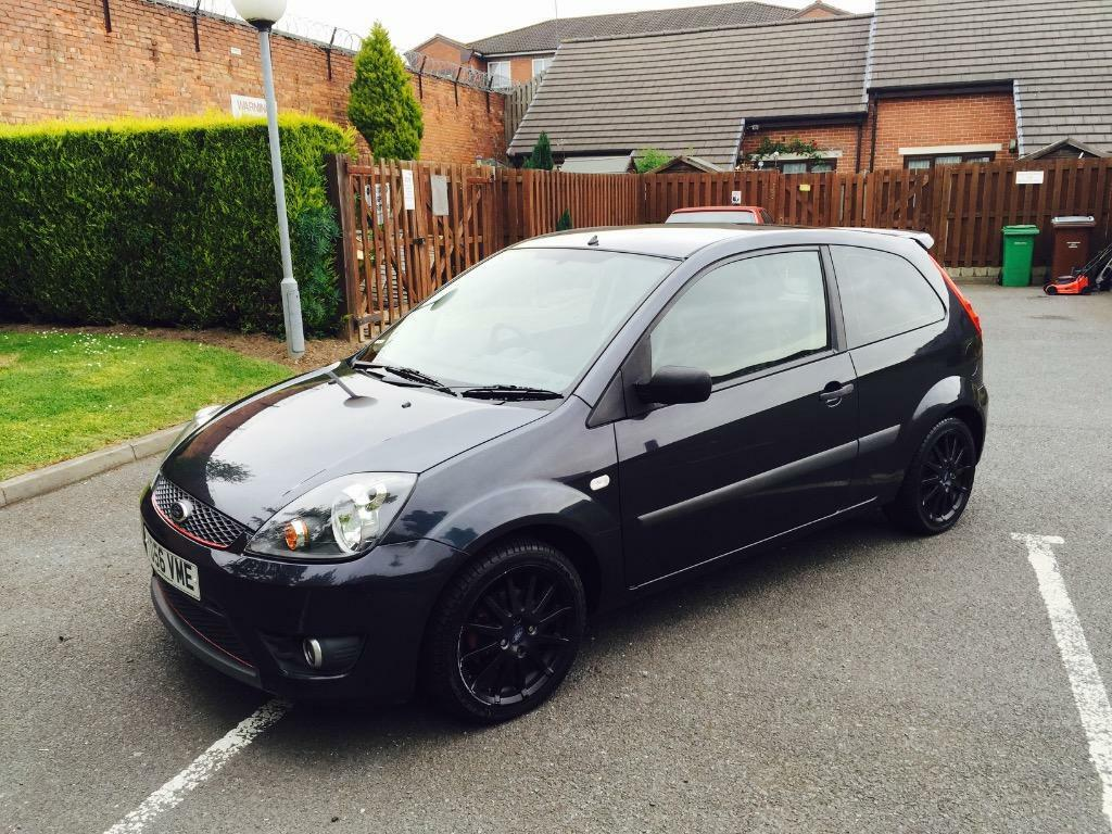 2006 ford fiesta zetec s 12 month mot mint condition in new basford. Black Bedroom Furniture Sets. Home Design Ideas