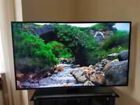 "Samsung 4K 48"" UHD TV"