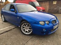 MG ZT 1.8 turbo low milage 5 speed manual Qiuck sale