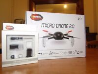 Remote Controlled Micro Drone