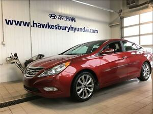 2013 Hyundai Sonata LTD**NAVI**LEATHER**FULLY EQUIPPED**