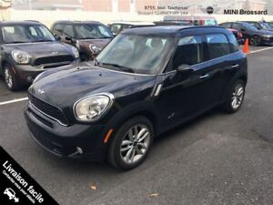 2014 MINI Cooper S Countryman AWD + NOUVEL ARRIVAGE
