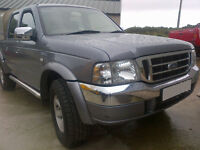 Ford Ranger Crew Cab Pick up 4x4