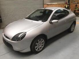 Ford puma 1.7 - track car -spares-great engine and box