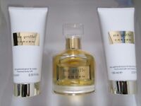 CARVEN Ma Griffe (GIFT SET) Natural Perfume/Body Milk/Bath & Shower Gel - BRAND NEW BOXED