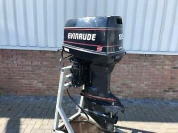 Evinrude 120 pk, V4 , powertrim, Mercury / Force 90 pk