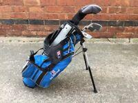 US Kids Golf set (45inch - 6+ years)