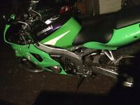 Sports Motorbike - Ninja 600 - Swap For Off-Road Bike