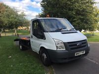 2007 Ford transit recovery truck 133k brand new bed and winch excellent condition brilliant truck
