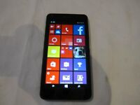 Microsoft Lumia 640 RM-1072 Movistar Black