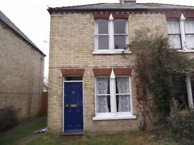 House to rent in Histon, 2/ 3 bedrooms, Victorian semi near centre