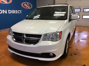 2017 Dodge Grand Caravan Crew CREW!  LEATHER/ POWER SLIDING D...