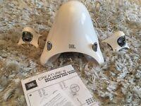 JBL creature 3 piece speaker system