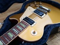 Gibson Les Paul LP Classic '1960' Gold top