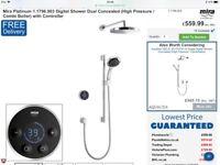 Mira Platinum Dual Electric Shower