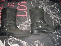 mens bike boots size 11