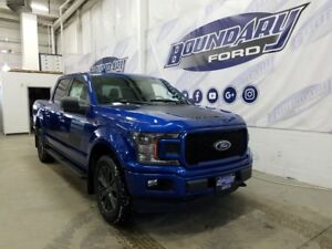 2018 Ford F-150 XLT Sport Special Edition Ecoboost