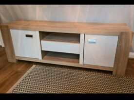 NEXT TV stand 143cm wide