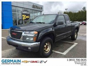 2008 GMC Canyon 4WD Extended Cab