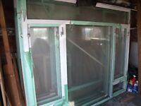 Window units - great for greenhouse construction - New!