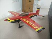 """48"""" Edge 540T Remote Control 3D Plane"""