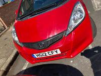 Honda, JAZZ, Hatchback, 2012, Manual, 1339 (cc), 5 doors