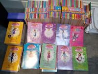 Rainbow books - Fairy sets and collections