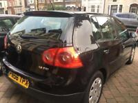VOLSKWAGEN GOLF 1.6 FSI 5 DOORS HATCHBACK MANUAL