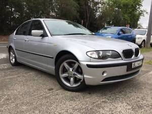 2002 BMW 320i Sports LOW KS LONG REGO Mags 2 Keys Power Reliable Sutherland Sutherland Area Preview