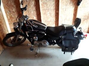 Mint Condition 2007 Harley Davidson