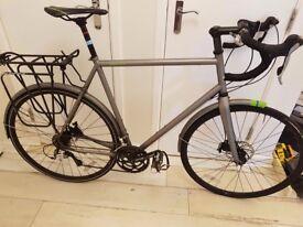 Jamis Bosanova 2015 61cm Touring Bicycle