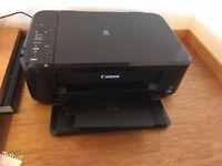 Canon Pixma MG3150 Printer - Black (moving abroad sale!)