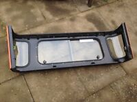 Land Rover Defender truck cab roof
