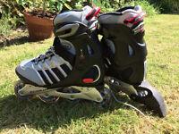 Inline skates Rollerblade women, UK size 5.