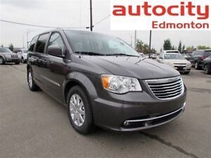 2016 Chrysler Town & Country TOURING STOW N GO TOUCH SCREEN DVD