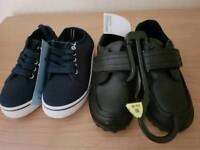 Brand new boys shoes size 10