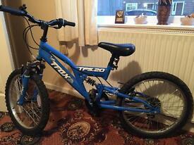 Trax TFS.20 kids mountain bike