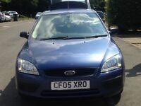 Ford Focus LX 2005 petrol