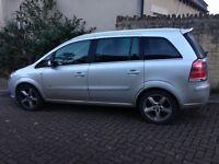 Vauxhall Zafira 1.9 CDTI SRI