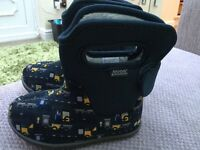 BOGS Toddler Waterproof Boots size UK 6