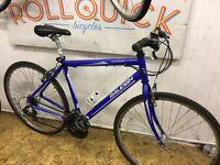 Raleigh detour Mens hybrid bike