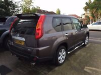 Nissan X TRAIL T31 DCI DIESEL 2.0 /2009/10 year+ Many EXTRASS ( Full service history NISSAN )New MOT