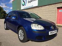 Volkswagen Golf 1.9 TDI SE 5dr (Blue) 2004