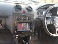 Volkswagen Caddy 1.6 TDI 102 Ps Van1.6 C20 TV Bluetooht Aux/usb/European Gps