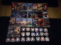 Sony psp umd movies, joblot