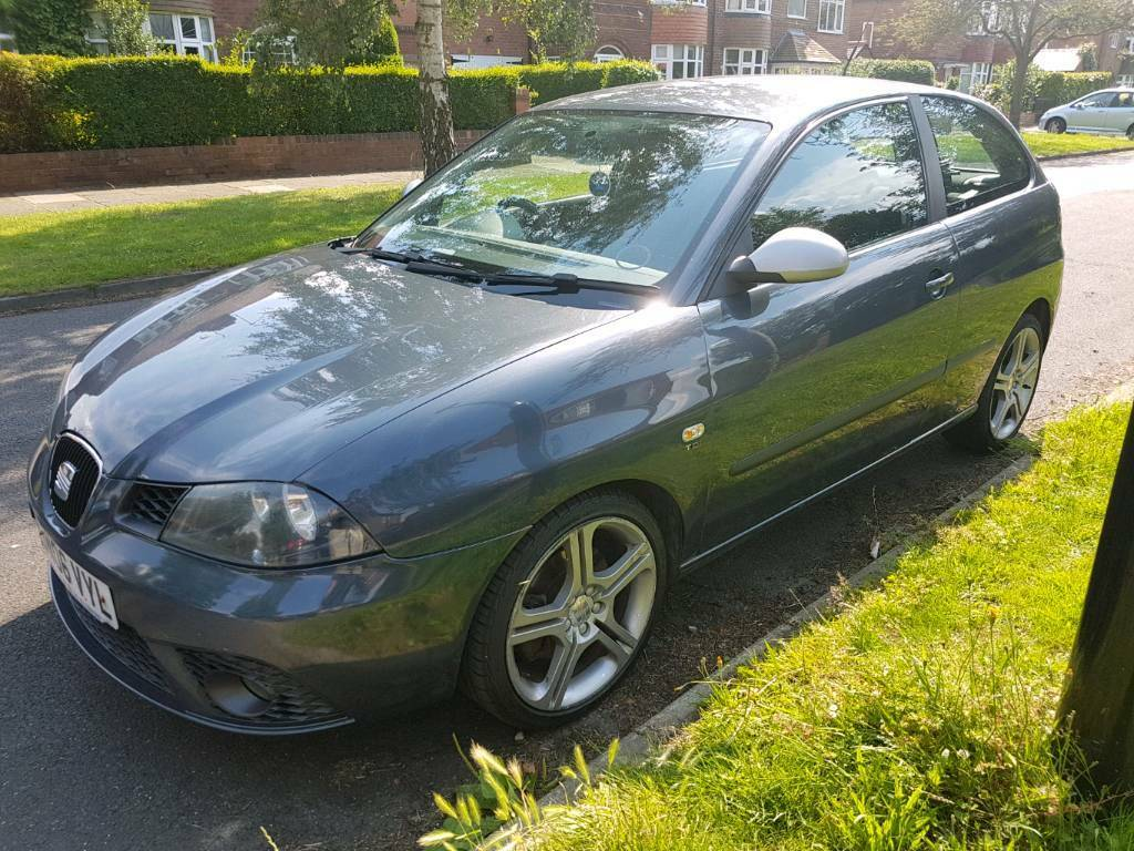 seat ibiza fr 2006 1 9 tdi facelift model in york north yorkshire gumtree. Black Bedroom Furniture Sets. Home Design Ideas