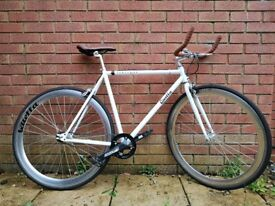 Single speed bicycle - not fixie!
